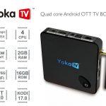 ТВ приставка Yoka TV KB1 S905X 2/16 Гб