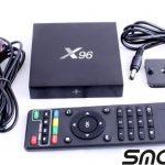 ТВ приставка X96 Smart TV Box S905X 2/16 Гб