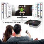 ТВ приставка MXQ Pro+ S905X 2/16Гб