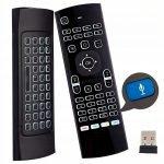 MX3 Pro Voice Аеромиша з голосовим управлінням, підсвічуванням і клавіатурою