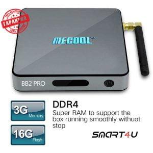 ТВ приставка Mecool BB2 Pro Smart TV Box 3/16 Гбт