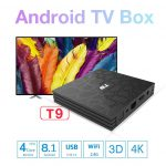 ТВ приставка Alfawise T9 Smart TV Box 4/32 Гб