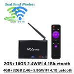 ТВ приставка MX9 PRO Smart TV Box 2/16 Гб