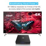ТВ приставка Alfawise T9 Smart TV Box 4/32 Гб