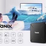 ТВ приставка Tanix TX3 mini L S905W 2/16 Гб