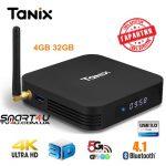 ТВ приставка Tanix TX28 Smart TV Box 4/32 Гб