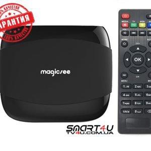 ТВ приставка Magicsee N4 2/16 Гб Smart TV Box