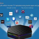 ТВ приставка Sunvell T95Z Plus 3/32 Гб Smart TV Box