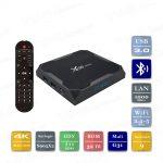 X96 Max 4/32 Гб Smart TV Box ТВ приставка