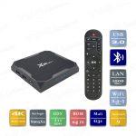 X96 Max 4/64 Гб Smart TV Box ТВ приставка