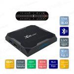 X96 Max Plus ( Max+ ) 4/64 Гб Smart TV Box ТВ приставка