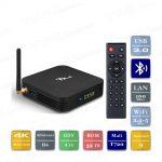 Tanix TX6 4/32 Гб Smart TV Box ТВ приставка