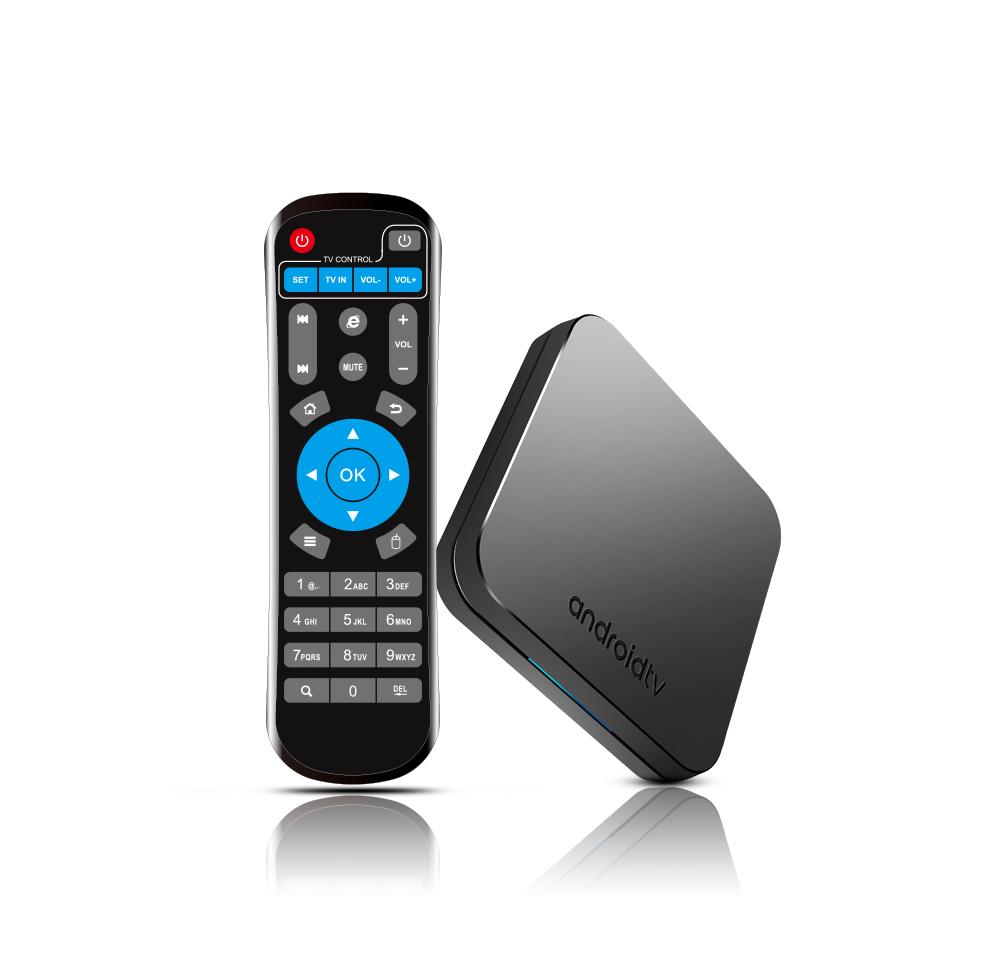 Mecool KM9 4/32 Гб Smart TV Box ТВ приставка