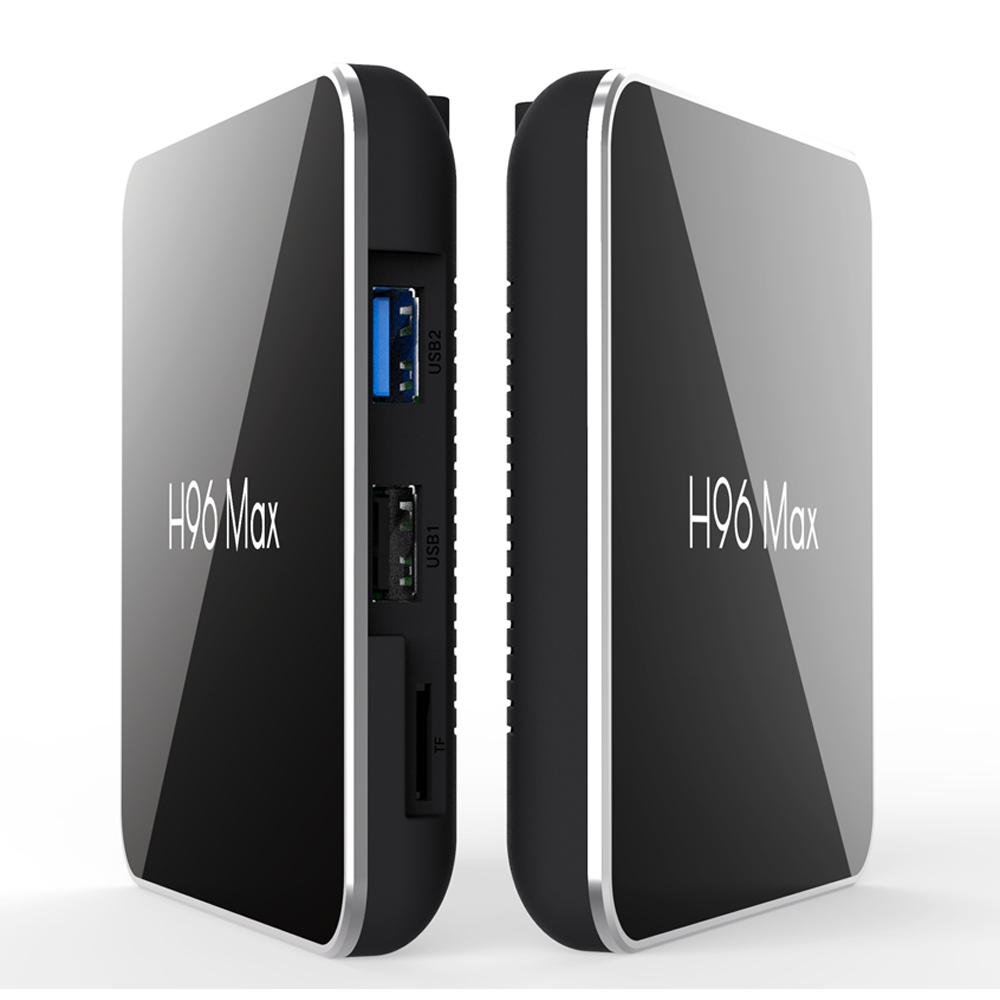 H96 Max X2 4/32 Гб Smart TV Box ТВ приставка