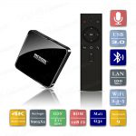 Mecool KM3 4/128 Гб Smart TV Box ТВ приставка