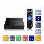 Alfawise T9 RK3318 4/32 Гб Smart TV Box ТВ приставка