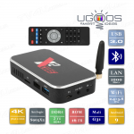 Ugoos X2 Cube 2/16 Smart TV Box ТВ приставка