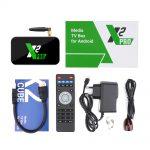 ТВ приставка Ugoos X2 PRO 4/32 Гб Smart TV Box