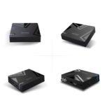 Mecool K5 DVB S2 + T2 /C 2/16 Гб Smart TV Box ТВ приставка