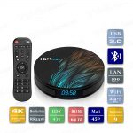 HK1 MAX 4/64 Гб Smart TV Box ТВ приставка