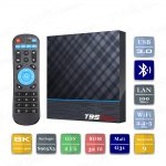 Vontar T95 Max+ 4/32 Гб Smart TV Box ТВ приставка