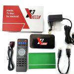 YouTV Максимальний на 12 місяців для п'яти пристроїв + Ugoos X3 Cube 2/16 Гб Smart TV Box ТВ приставка
