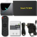 A95X F3 4/32 Гб Smart TV Box ТВ приставка