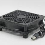 Вентилятор подставка для охлаждения ТВ приставки Smart TV Box