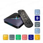 A95X F3 4/64 Гб Smart TV Box ТВ приставка