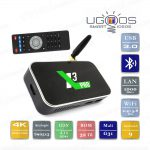 Ugoos X3 PRO 4/32 Гб Smart TV Box ТВ приставка