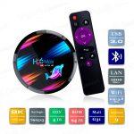 H96 Max X3 4/64 Гб Smart TV Box ТВ приставка