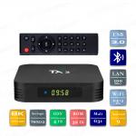 Tanix TX3 4/32 Гб Smart TV Box ТВ приставка