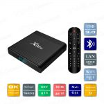 X96 Air 4/32 Гб Smart TV Box ТВ приставка