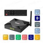 Tanix TX6S 4/32 Гб Smart TV Box ТВ приставка
