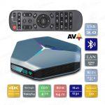 A95X F4 4/64 Гб Android 10 Smart TV Box ТВ приставка