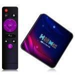 H96 MAX V11 4/32 Гб Android 11 Smart TV Box ТВ приставка