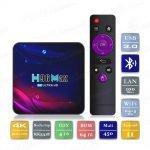H96 MAX V11 4/64 Гб Android 11 Smart TV Box ТВ приставка