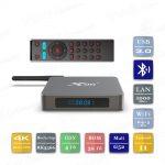 X96 X6 4/32 Гб Android 11 Smart TV Box ТВ приставка