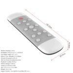Vontar Q40 Air Mouse пульт аеромиша c клавіатурою, тачпадом, підсвічуванням і мікрофоном