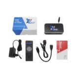 Sweet.TV Тариф M на 6 месяцев для пяти устройств + Ugoos X3 Plus 4/64 Гб Smart TV Box ТВ приставка