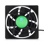 Вентилятор підставка для охолодження ТВ приставки Smart TV Box