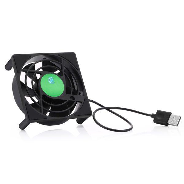 fan tv box cooling