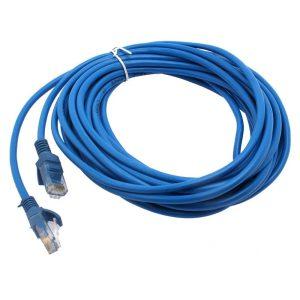 Патч-корд кабель кручена пара Ethernet патчкорд для інтернету LAN 5 м