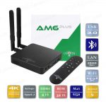 Ugoos AM6 Plus 4/32 Гб Smart TV Box ТВ приставка