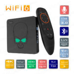 Beelink GT King WiFi6 4/64 Гб Smart TV Box ТВ приставка