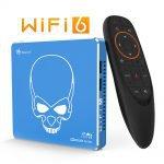 Beelink GT-King PRO 2021 4/64 Гб Wifi 6 Smart TV Box ТВ приставка