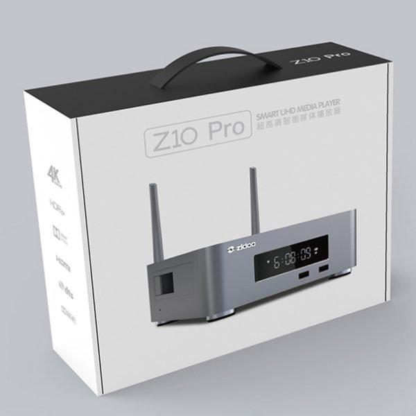 Zidoo Z10 Pro