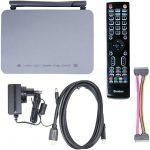 Zidoo Z9X 2/16 Гб Smart TV Box Android ТВ приставка