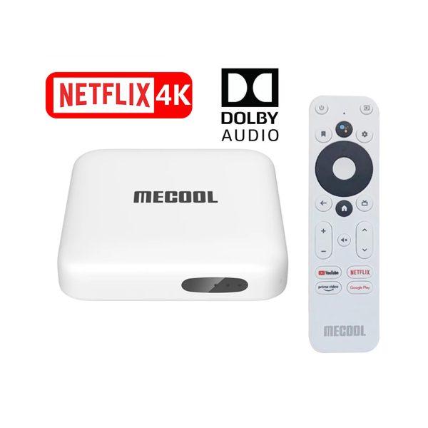 Mecool KM2 Netflix