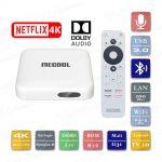 Mecool KM2 2/8 Гб Netflix Smart TV Box ТВ приставка
